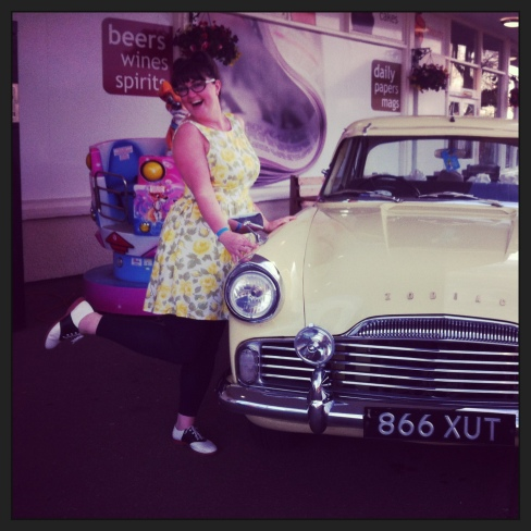 me-fifties-car
